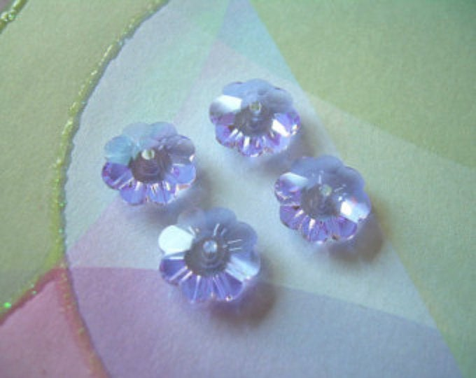 Swarovski Art 3700 Alexandrite Margarita Beads 10mm 4
