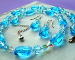 Blue Skies Necklace Set